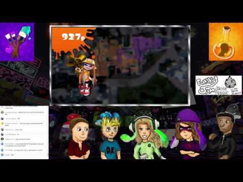 Splatoon Art Vs Science Splatfest Live Stream!