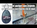 Review del Key Buoy el gadget que impide que pierdas las llaves en el mar -Fail-