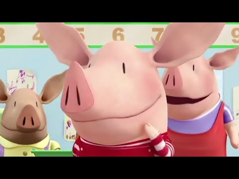 Olivia the Pig   Carnival Fun   Full Episodes   Cartoons For Kids   Kids Movies