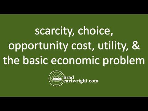 The Foundations of IB Economics Series: Scarcity, Choice ...