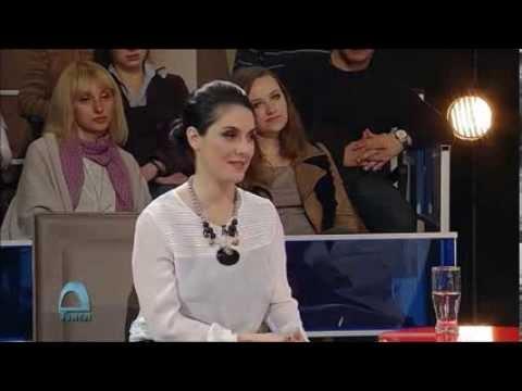 TV Interview with Ana Filipovska on Tunel Emisija (MRT 1)