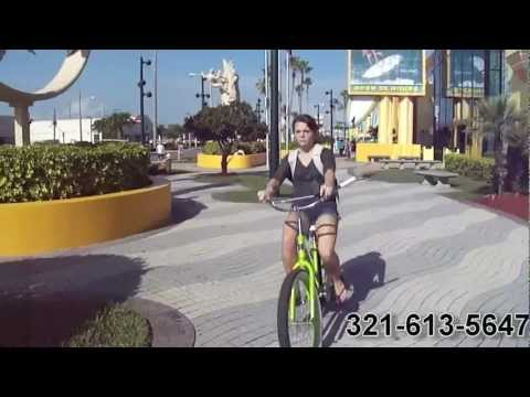 Bicycle Rentals Cocoa Beach - Rent Bikes On The Beach - Fun Kayak Rentals & Surf Boards