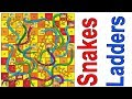 Snakes Ladders | Board Game | Sap Sidi | સાપ સીડી