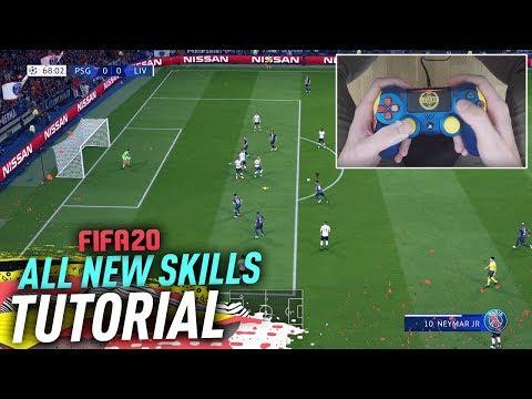 FIFA 20 ALL NEW SKILLS - EASY TUTORIAL thumbnail