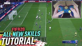 FIFA 20 ALL NEW SKILLS - EASY TUTORIAL