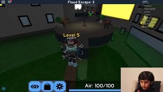 ROBLOX: Try out the new map in FLOOD ESCAPE X [BETA]