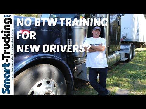 New Truck Driver Training Standards  - A Bad Joke