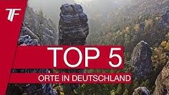 TOP 5: Die schönsten Orte Deutschlands