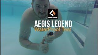 Aegis Legend Box Mod Kit by Geek Vape Review & Waterproof,Shock/DropProof Test