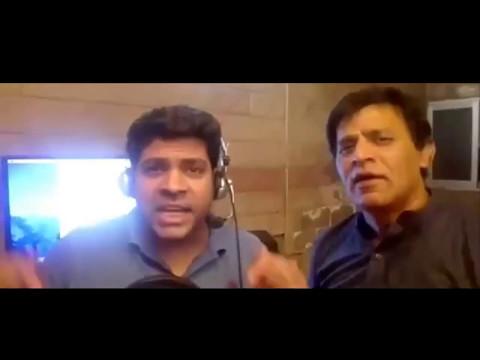 Gali Gali Main Shor Hai - Babu Rana New PTI Song 2017 thumbnail