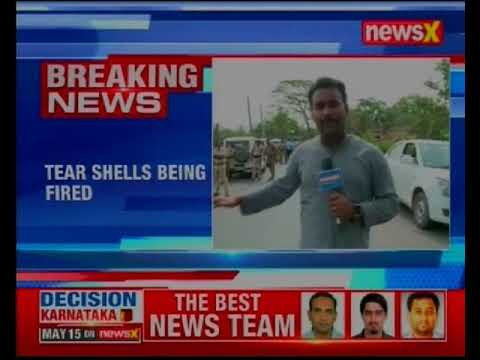 West Bengal: Media attacked by mob in Bhangar; team of police rushed to spot