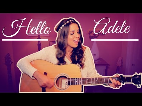 Hello - Guitar Tutorial - Adele // Easy Chords