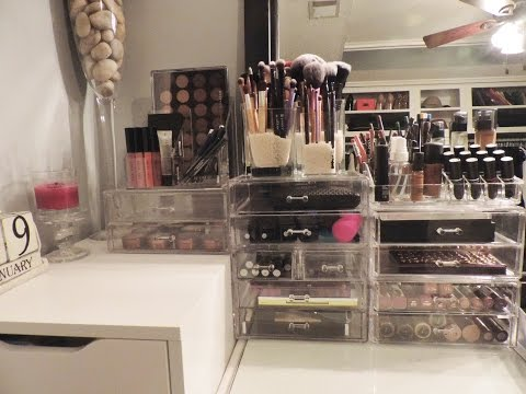 Kim Kardashian Makeup Organizer Where To - Mugeek Vidalondon
