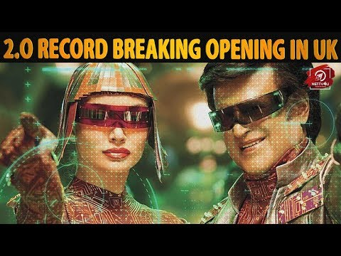 2.0 Record Break Opening In UK | Rajinikanth | Shankar | Akshay Kumar | Lyca