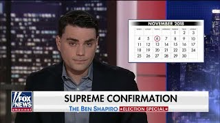 Ben Shapiro Warns Conservatives: 'Don't Get Complacent' After Kavanaugh Confirmation