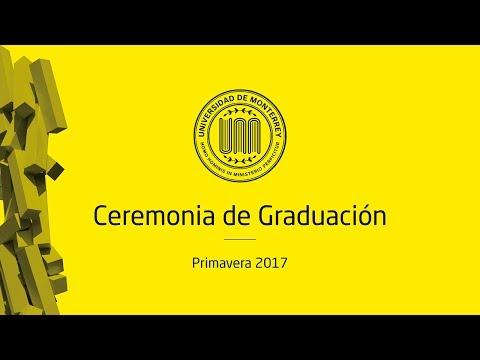 Graduación Vespertina Primavera 2017 | Universidad de Monterrey | Universidad de Monterrey