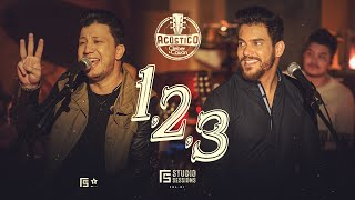 Cleber & Cauan - 1,2,3 | Acústico FS Studio Sessions Vol. 01