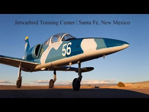 Aero Vodochody L-39 Flight at Jet Warbird Training Center Santa Fe, NM
