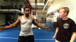 Download Martial Arts expert Michael Jai White's training video with Gonzo FIT Mp3 and Videos