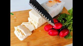 Нарежьте Ряженку и Кефир Редис и Грибы Вкуснейший сыр за 5 минут
