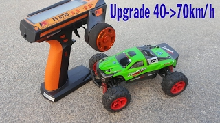 How To Upgrade RC Car SUBOTECH BG1510B 1/24 4WD Max Speed