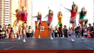 Уличные танцы: Reggaeton