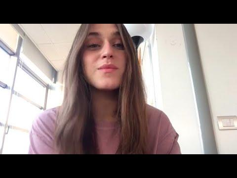 Gaia parla di Maria de Filippi e della proclamazione ad Amici 19