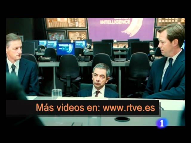 'Johnny English': la nueva película de Mr Bean Videos De Viajes