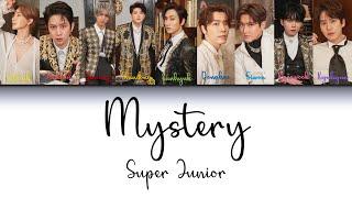 Download Super Junior Mystery Lyrics
