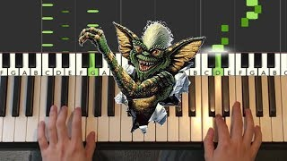 The Gremlin Rag (Piano Tutorial Lesson)