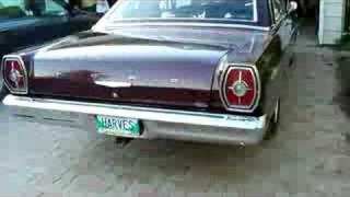 VIDEO FOUR 1965 FORD GALAXIE 500 XL 390 CID