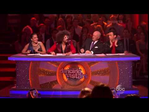 Dancing With The Stars- week 6- Party Anthem Night