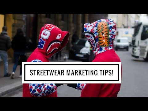 6 MARKETING MISTAKES NEW STREETWEAR BRANDS MAKE!