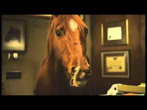 Talking horse voice over - www.markbknight.com