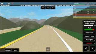 Roblox: Ultimate driving 2 classic