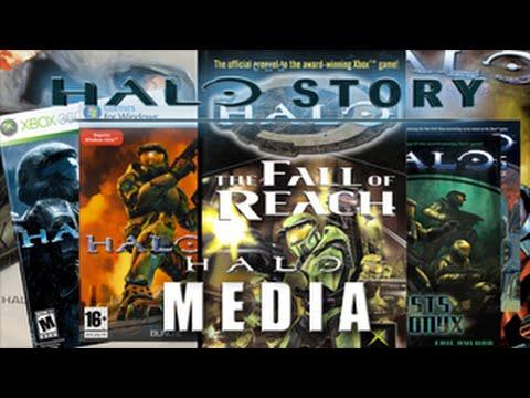 The Halo Story - Media