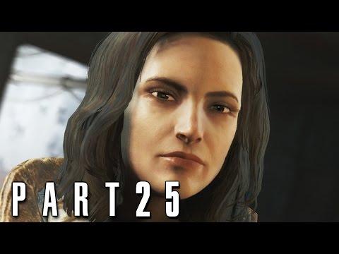 Fallout 4 Walkthrough Gameplay Part 25 - Bunker Hill (PS4)