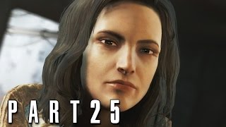 Fallout 4 Walkthrough Gameplay Part 25 - Bunker Hill PS4