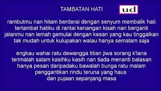 Download lagu Didi & Orkes Melayu Bukit Siguntang - Tambatan Hati (A. Chalik/T. Muchtar) - 1958
