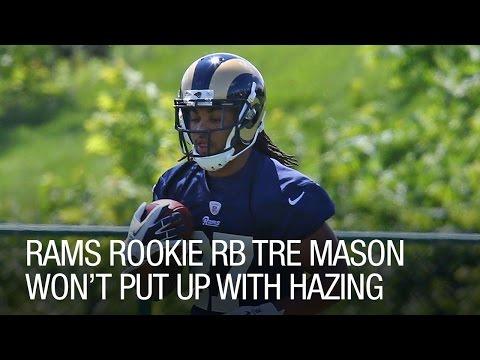 Rams Rookie RB Tre Mason Won