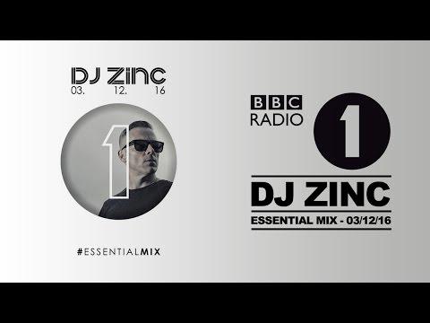 DJ Zinc - Essential Mix - 03/12/16 - BBC Radio 1