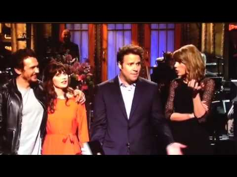 Taylor Swift Guest Appearance SNL