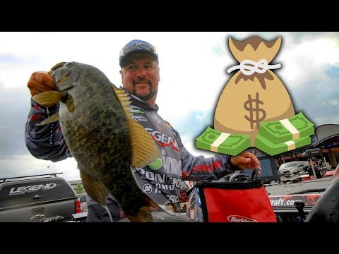 HATE To BRAG! I Win BIG MONEY Finesse Fishing For BASS