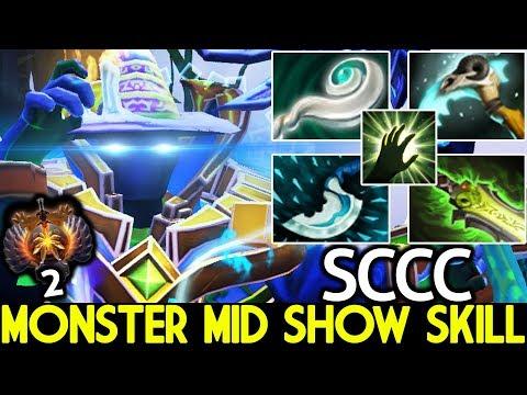 SCCC [Rubick] Monster Mid Player Show Skill 19 Kills 7.21 Dota 2 thumbnail