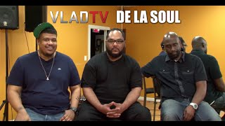 De La Soul Discuss Native Tongue Tension Playing Out on
