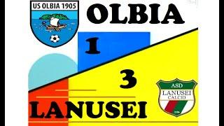 Campionato 2015-16. Olbia-Lanusei.
