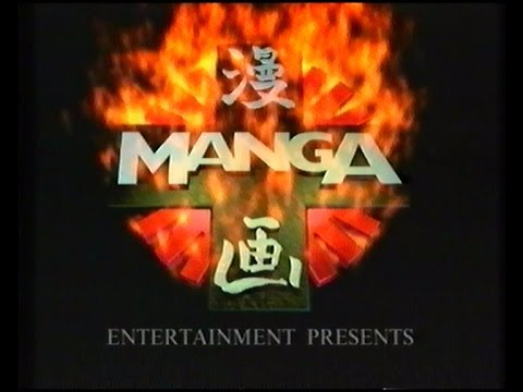 Manga Entertainment | VHS - YouTube