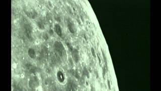 APOLLO 8 IN LUNAR ORBIT