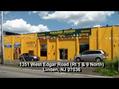 NJ Factory Direct Kitchen Cabinets & Flooring - Grand Home Enterprises Linden NJ