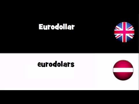 Header of Eurodollar